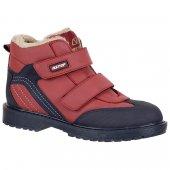 Nstep Rıver Cırtlı Termal Kürklü Erkek Çocuk Kışlık Bot Ayakkabı