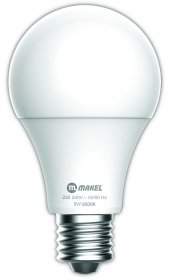 12w Led Ampul E27 6500k Makel Beyaz Işık
