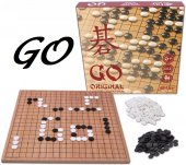 Star Go Uzakdoğu Strateji Oyunu Orjinal Paket Taş Saklama Hazneli