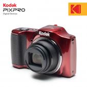 Kodak Pixpro Fz152 Dijital Fotoğraf Makinesi Kırmızı