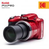 Kodak Pixpro Az421 Dijital Fotoğraf Makinesi Kırmızı