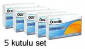 Bausch & Lomb Ocuvite Complete (5 Kutulu Set)