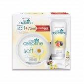Cire Aseptine Soft Krem 300 Ml+75 Ml