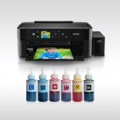 Epson L810 Photoink 6 Renk Bitmeyen Kartuşlu (1 Sa...