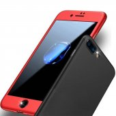 Apple İphone 6 Plus 6s Plus 360 �derece Fit Tam Koruma Kılıf + K
