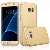 Samsung Galaxy Note 5 Fit 360 �derece Tam Koruma Kılıf + Kırılmaz