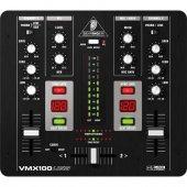 Behringer Pro Mixer Vmx100usb Profesyonel Usb Dj Mikseri