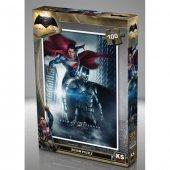 Ks Games Süpermen V Batman 100 Parça Çocuk Puzzle