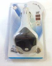 Araç Için Fm Transmitter Mp3 Player Çakmaklık