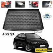 Audi Q3 Suv Bagaj Havuzu