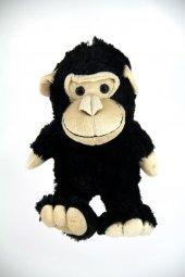 23cm Maymun Peluş Oyuncak Kaliteli Sağlıklı Peluşcu Baba