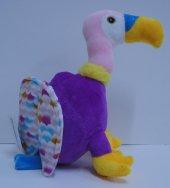 30cm Sevimli Akbaba Kuş Peluş Oyuncak Sağlıklı Peluşcu Baba