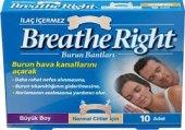 Breathe Right Büyük Boy 10 Lu Burun Bandı Original Ürün