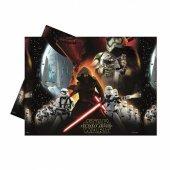 Star Wars Güç Uyanıyor Plastik Masa Örtüsü 120x180 Cm