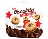 şölen Biscolata Starz Mini Sandviç Bisküvi 41,5 Gr
