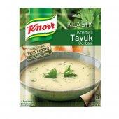 Knorr Klasik Kremalı Tavuk Çorbası 65 Gr