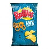 Ruffles Mix Soğan Halkası &amp Patates Cipsi 111 Gr
