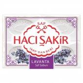 Hacı Şakir Saf Sabun Lavanta 4x150 Gr