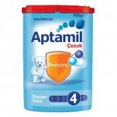 Aptamil 4 Çocuk Devam Sütü 900 Gr