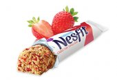 Nestle Nesfit Çilekli Tam Tahıllı Bar 23,5 Gr