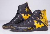 Orjinal Batman Günlük Çocuk Ayakkabısı