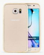 Totudesing Samsung Galaxy S6 Alüminyum Çerçeve Gold Silver