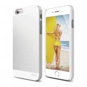 Elago Outfit İphone 6 6s Beyaz Kılıf