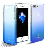 Baseus Glaze Mavi İphone 7 Plus Kılıf