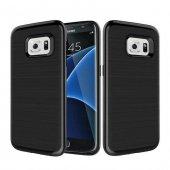 Samsung Galaxy S7 Edge Siyah Kılıf