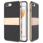 Baseus Travel Gold İphone 8 Plus Kılıf