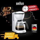 Braun Kf520 Cafehouse Pure Aroma Filtre Kahve Maki...