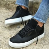Chekich Erkek Günlük Spor Ayakkabı Sonbahar Kış Siyah