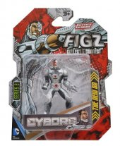 Justice League Mini Figz Cyborg Figür