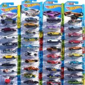 Hot Wheels Tekli Oyuncak Metal Arabalar