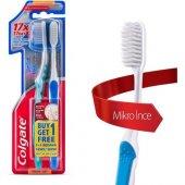 Colgate Slim Soft Mikro İnce Diş Fırçası 1+1 (Yumuşak)
