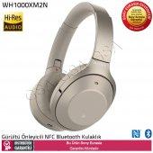 Sony Wh1000xm2n Gürültü Önleyicili Nfc Bluetooth Hi Res Kulaklık