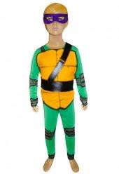 Ninja Kaplumbağa Kostümü Donatello Kostümü
