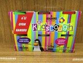 Kidsdough Zararlı Madde İçermez İz Bırakmaz 6 Lı Oyun Hamuru
