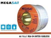 Megasat A Rg6 U4 Coaxial Anten Kablosu 100 Metre