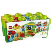 Lego Duplo All İn One Box Of Fun 10572