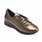 Mammamia 575 Gerçek Deri Bayan Ayakkabı Bakır