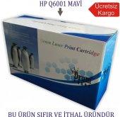 Q6001a 124a (1600 26002605 1015) Mavi Muadil Toner