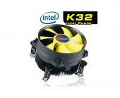 Akasa K32 K32 Intel Lga 775 1155 1156 Performans