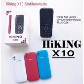 Hiking X10 Tuşlu Cep Telefonu