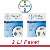 Bayer Solfac Wp 10 Pire İlacı 50 Gr 2 Li Paket
