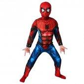 Spiderman Homecoming Kostüm 7 8 Yaş
