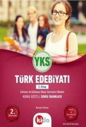 Kida Yks 2.oturum Türk Edebiyatı Konu Özetli Soru Bankası