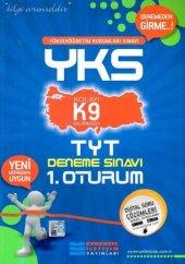 Evrensel İletişim Yks 1. Oturum Tyt Türkçe Matematik K9 Deneme