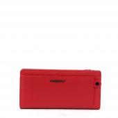 Cengiz Pakel Kırmızı Deri Kadın Cüzdan 65101