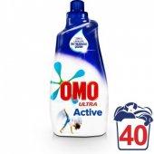 Omo Ultra Sıvı Deterjan Active 1400 Ml